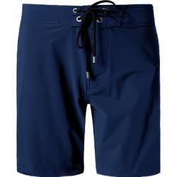 Photo of Jockey swim shorts men, microfiber, blue jockey