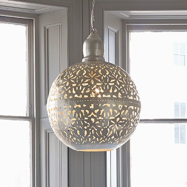 Idris moroccan style ceiling lamp