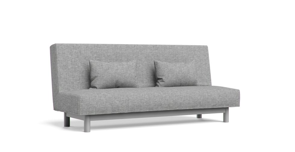 Beddinge Sofa Bed Loose Fit Slipcover In 2020 Sofa Bed