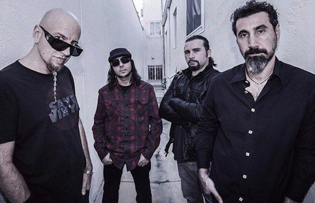 System Of A Down Tease Plans With Rehearsal Photos System Of A