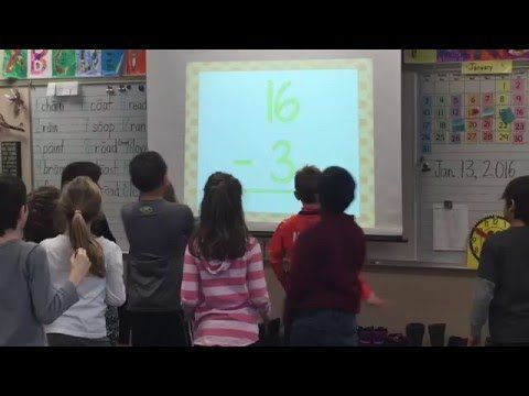 Addition & Subtraction to 20 Math Facts Fluency & Fitness Brain ...