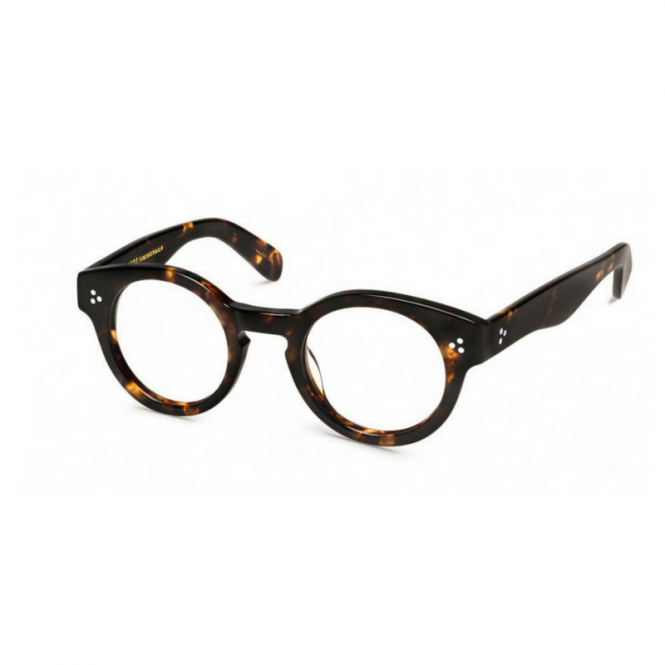 b23f6ce57da Moscot Grunya optical in tortoise. One of our favourites from the Moscot  Collection! Trendy chunky round eye glasses with 3 pin joint on temple hinge