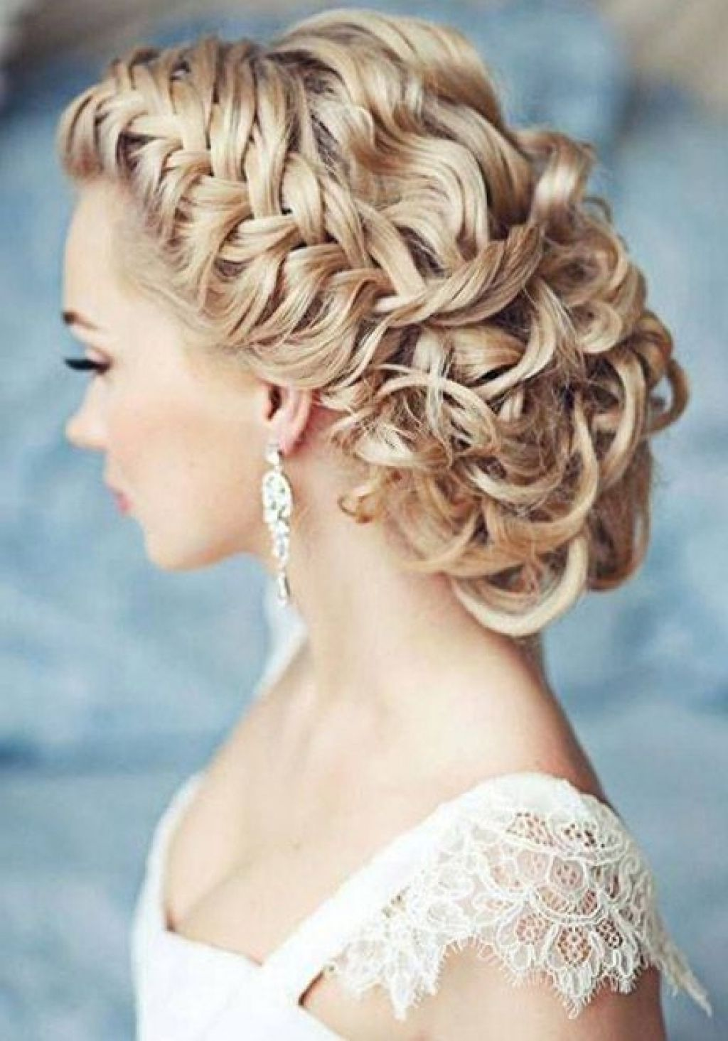 Wedding bridal hairstyle for long hair updo hairstyles