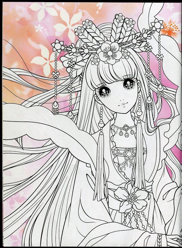 takahashi macoto coloring pages - photo#10