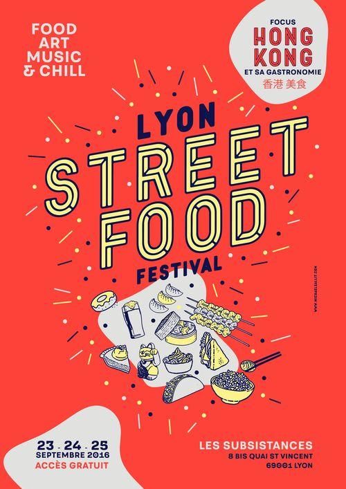 Michael Sallit, Lyon Street Food Festival : Food Art Music ...