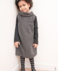 Free Children's Sewing Pattern. Great picture list.