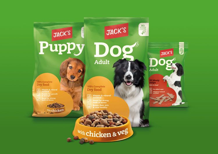 Dog Food Dry Dog Food Wet Dog Food Romypets Dog Food Bowls