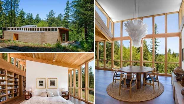 4 progetti di case in legno moderne case in legno for Progetti case moderne piccole