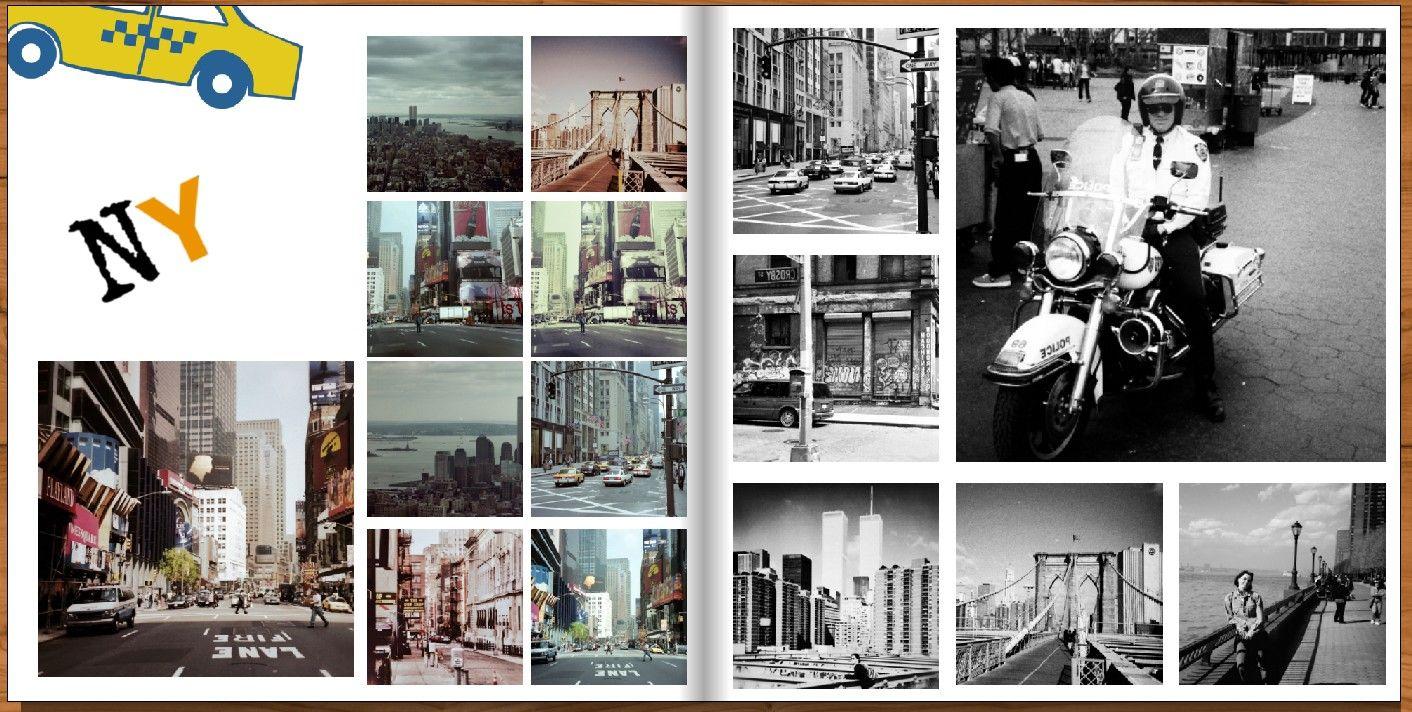 Fotobuch quadratisch beispiel layout fotoalbum fotos b cher und buch gestalten - Fotoalbum ideen ...