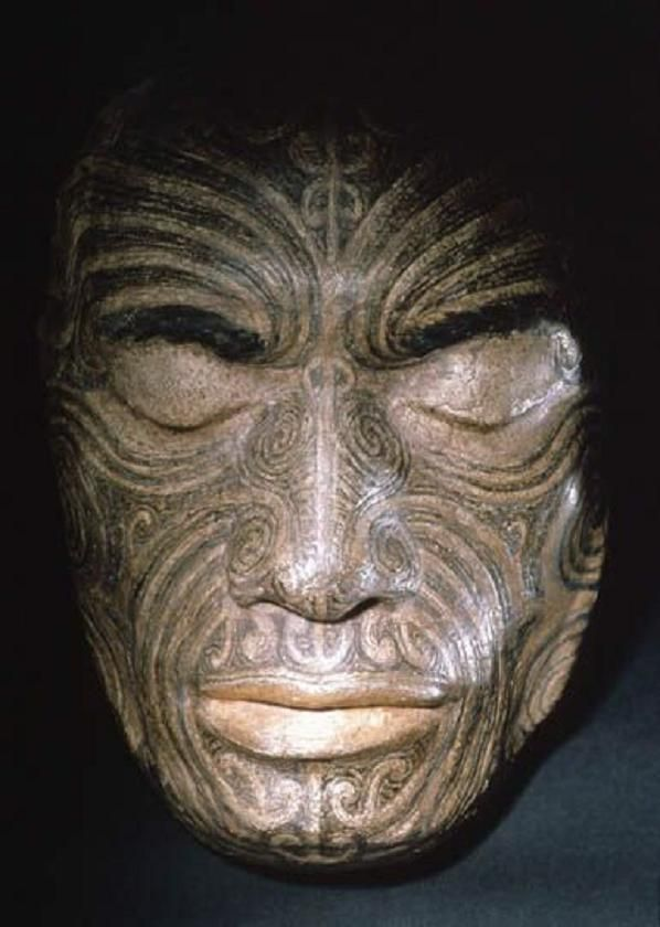 Pin by Avant Gardenist on Face to Face | Maori art, Masks ...