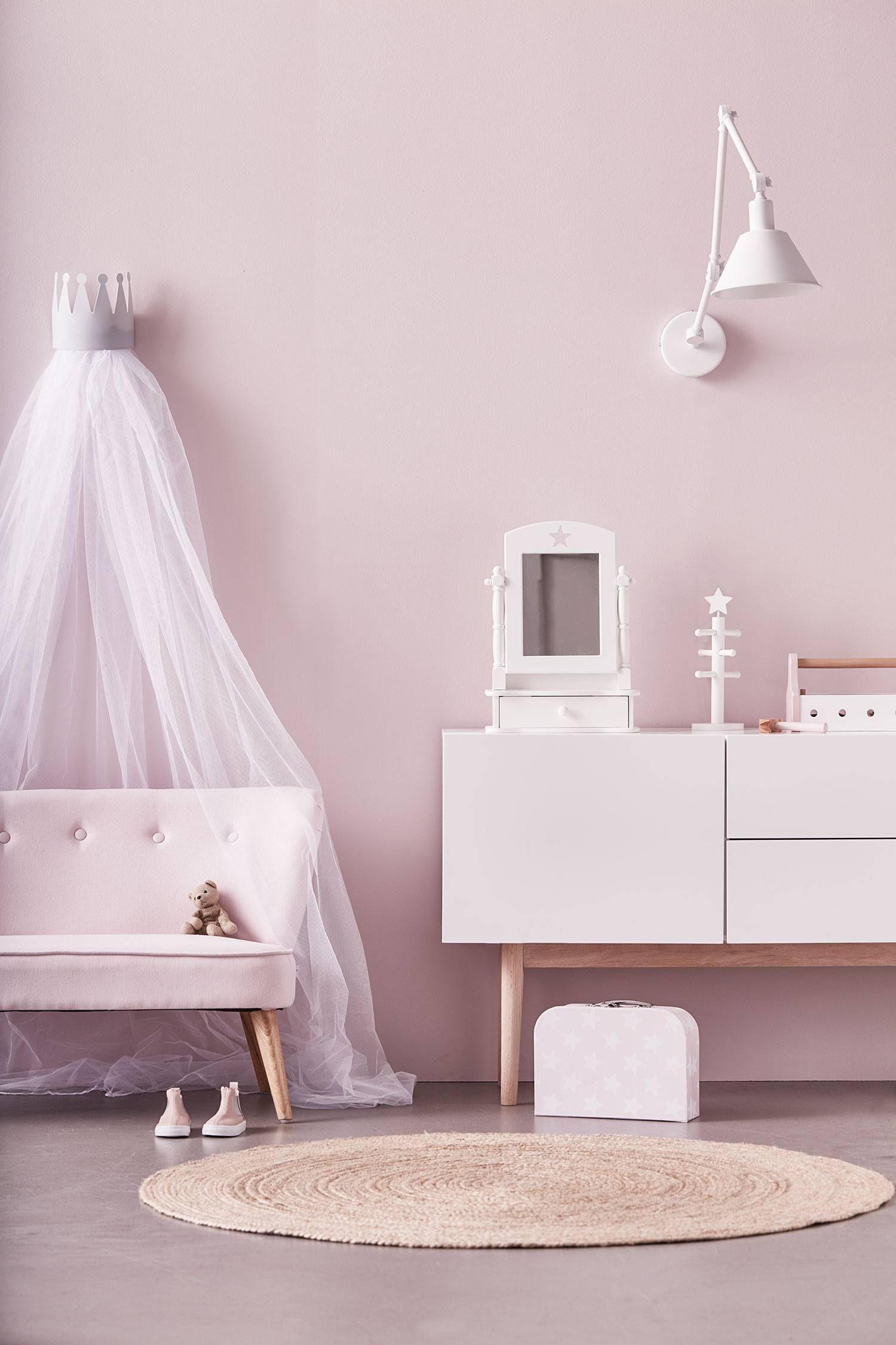 Kid's Concept Kindersofa Hellrosa in 2019 | Kinder sofa ...