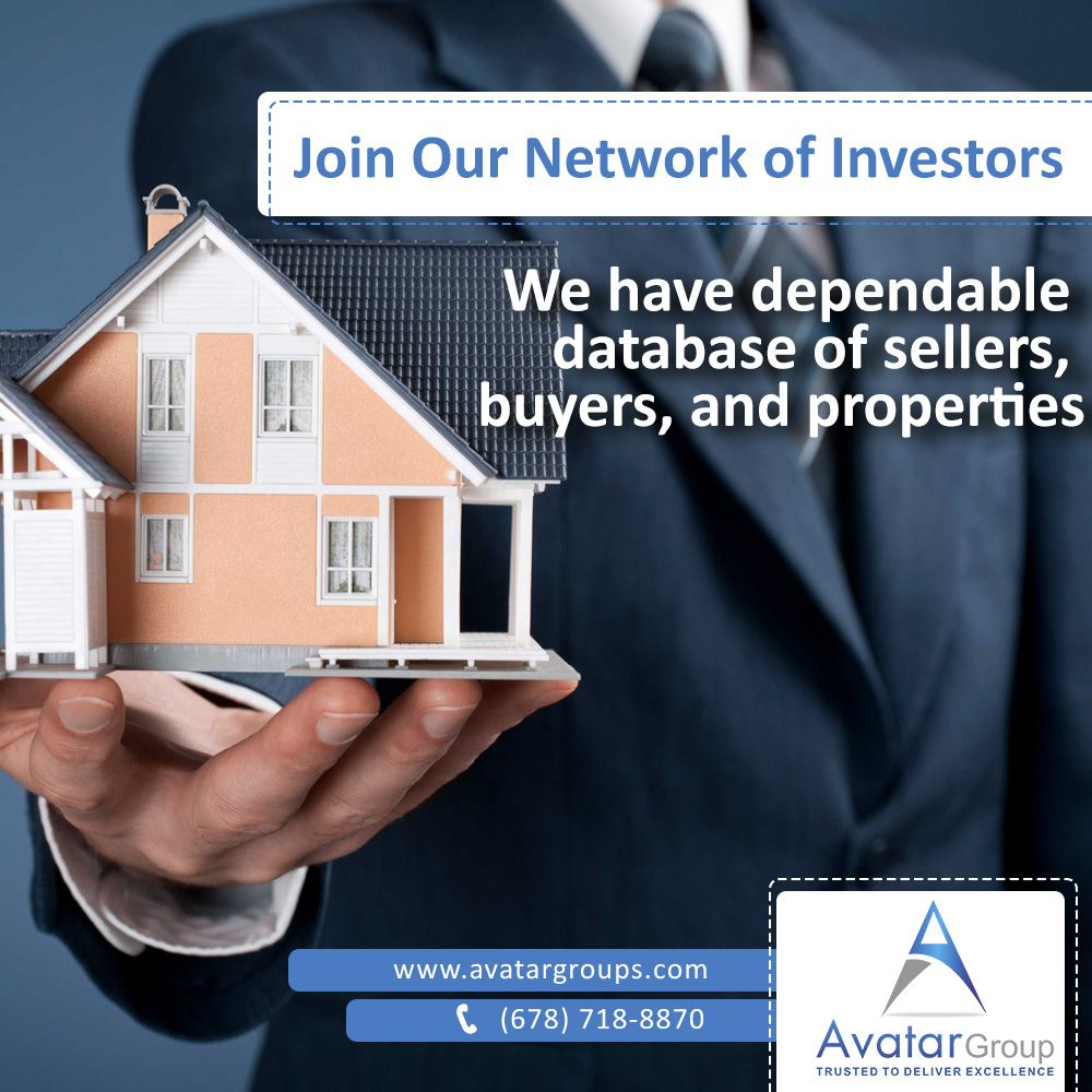 Looking for investment properties near Atlanta Join our