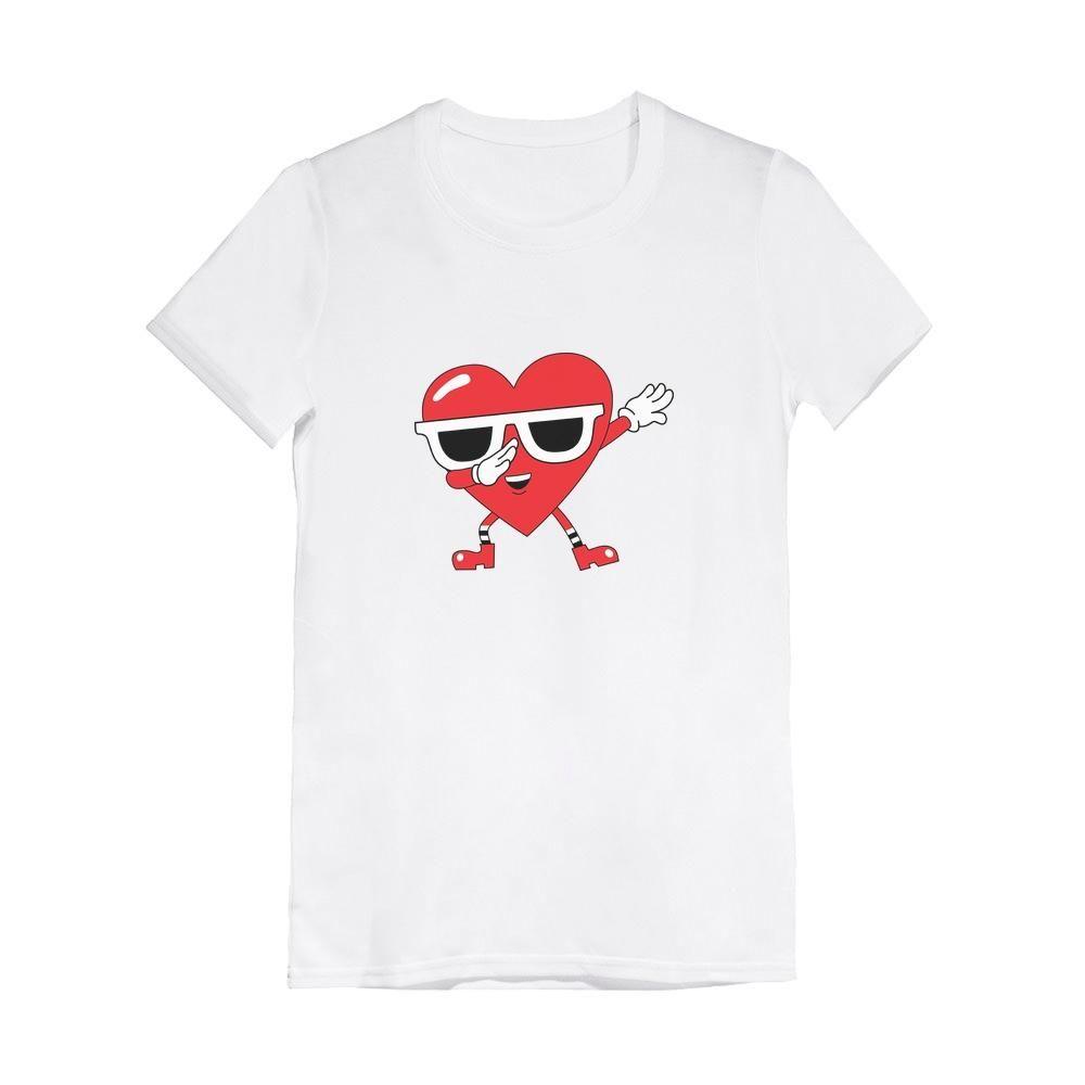 I Love Heart Easter Kids T-Shirt