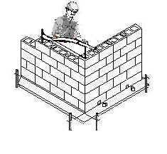 Muros de contencion en mamposteria estructural buscar for Cocinas de mamposteria