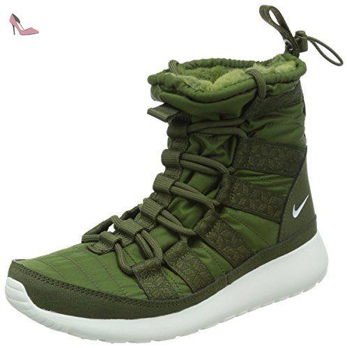 ... promo code nike rosherun hi sneakerboot baskets mode femme vert rough  green sail 578d9 95ac8 b0ef812e36e3