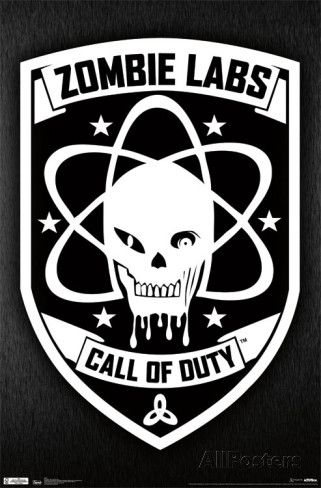 Cod Black Ops Zombie Labs Posters Allposters Com Call Of Duty Zombies Black Ops Zombies Call Of Duty