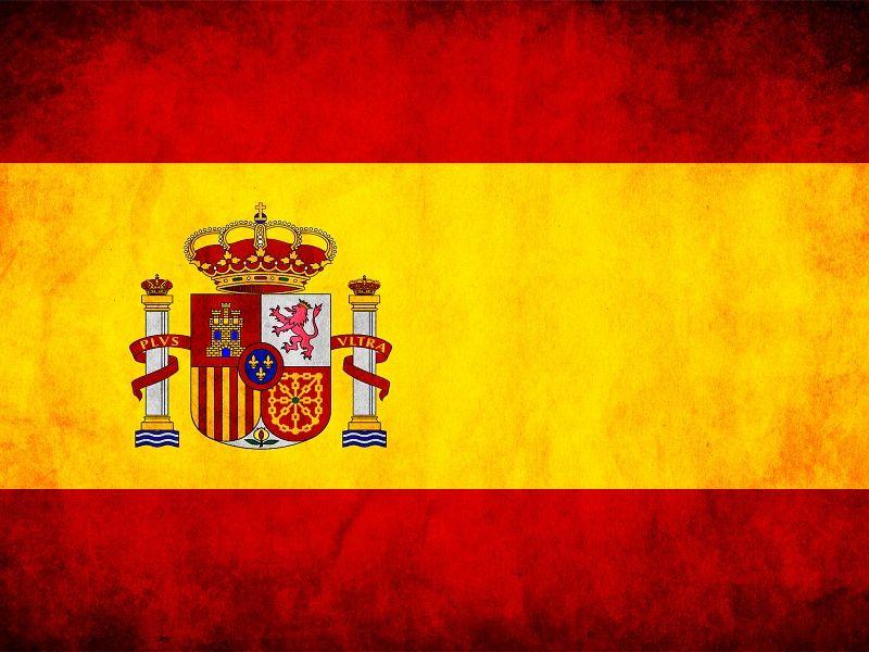 Spanish Flag HD Wallpaper On MobDecor