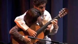 BRAZILIAN MUSIC INSTITUTE 2009 - TICO-TICO NO FUBÁ(Guitar Four-Hand Exchanging), via YouTube. LOVE IT!!!!!