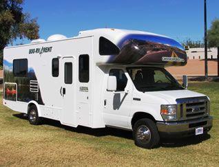 Cruise America Intermediate Rv Recreational Vehicles Used Camping Gear Vehicles