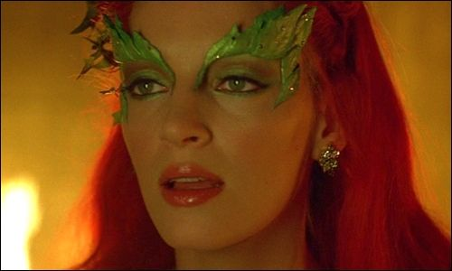 Poison Ivy Uma Thurman Outfit - Google Search | Cosplay | Pinterest | Uma Thurman Poison Ivy ...