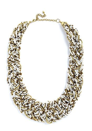 Powers That Bead Necklace, @ModCloth
