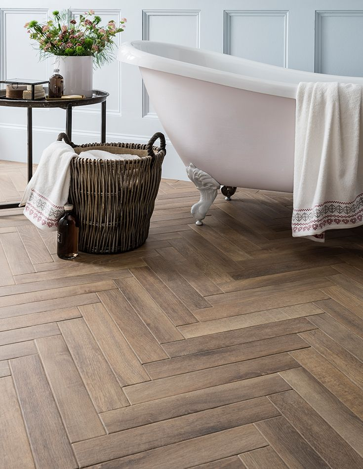 Andira Introduces A New Smaller Sized Wood Effect Tile To