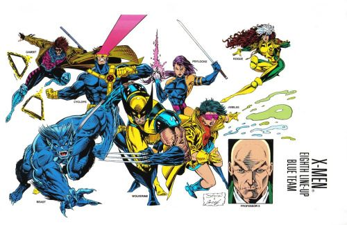 Manof2moro X Men Marvel Comics Covers Comic Book Shop