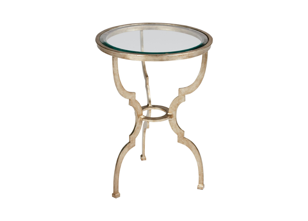 Belle Table In 2020 Accent Table Table Glamorous Living Room