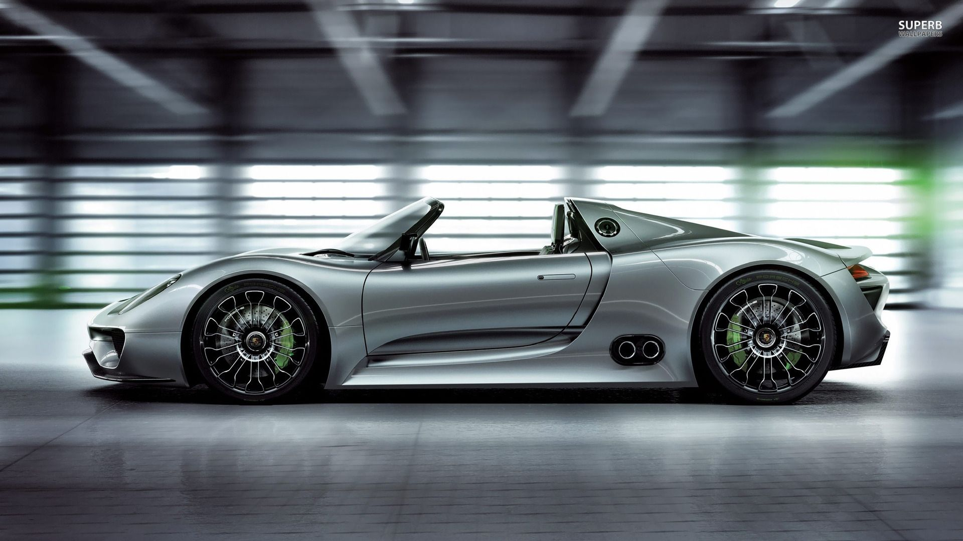 2014 Porsche 918 Spyder Wallpaper Picture