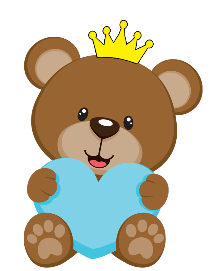 Bebe Ursinho Png ~ Urso príncipe Salomé Pinterest Ursinha princesa, Princesas e Chás