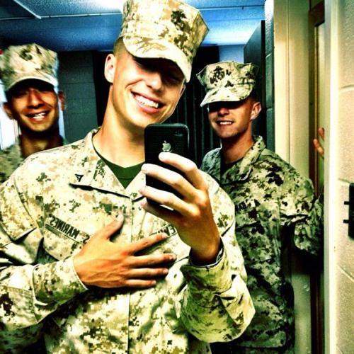 Marine Corps Cuff Links: Officer   미육군