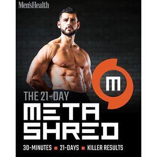 the 21day metashred metashred21 instagram profile
