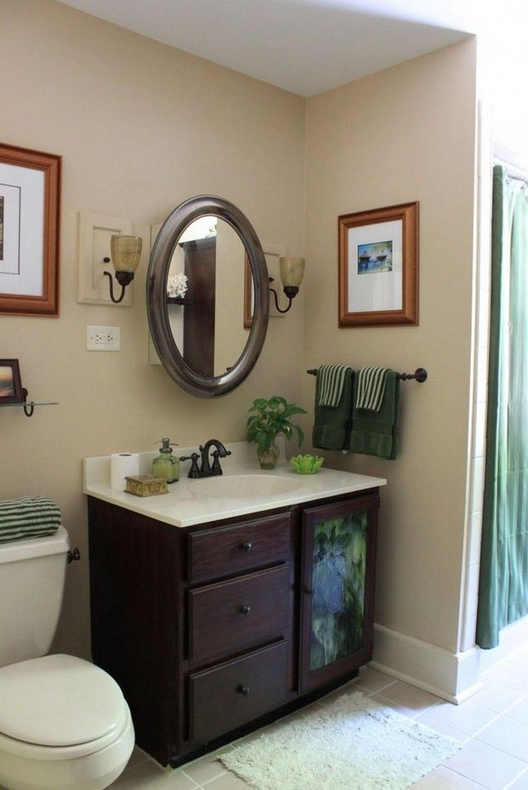 Incredible Master Bathroom Makeover Ideas On A Budget Decor College Apartment Bathroom Home Decor