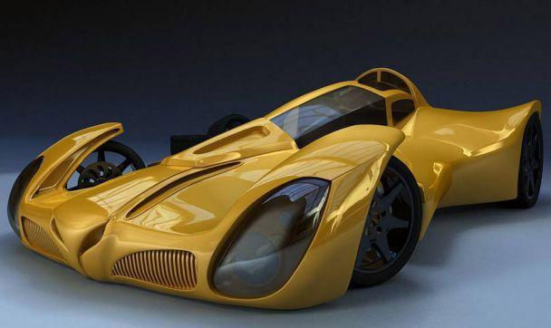 Cadillac Nuclear Car World Thorium Fuel Concept That Takes