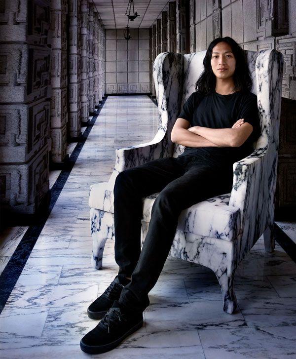 Alexander Wang Profile - Alexander Wang Quotes on Balenciaga - Harper's BAZAAR