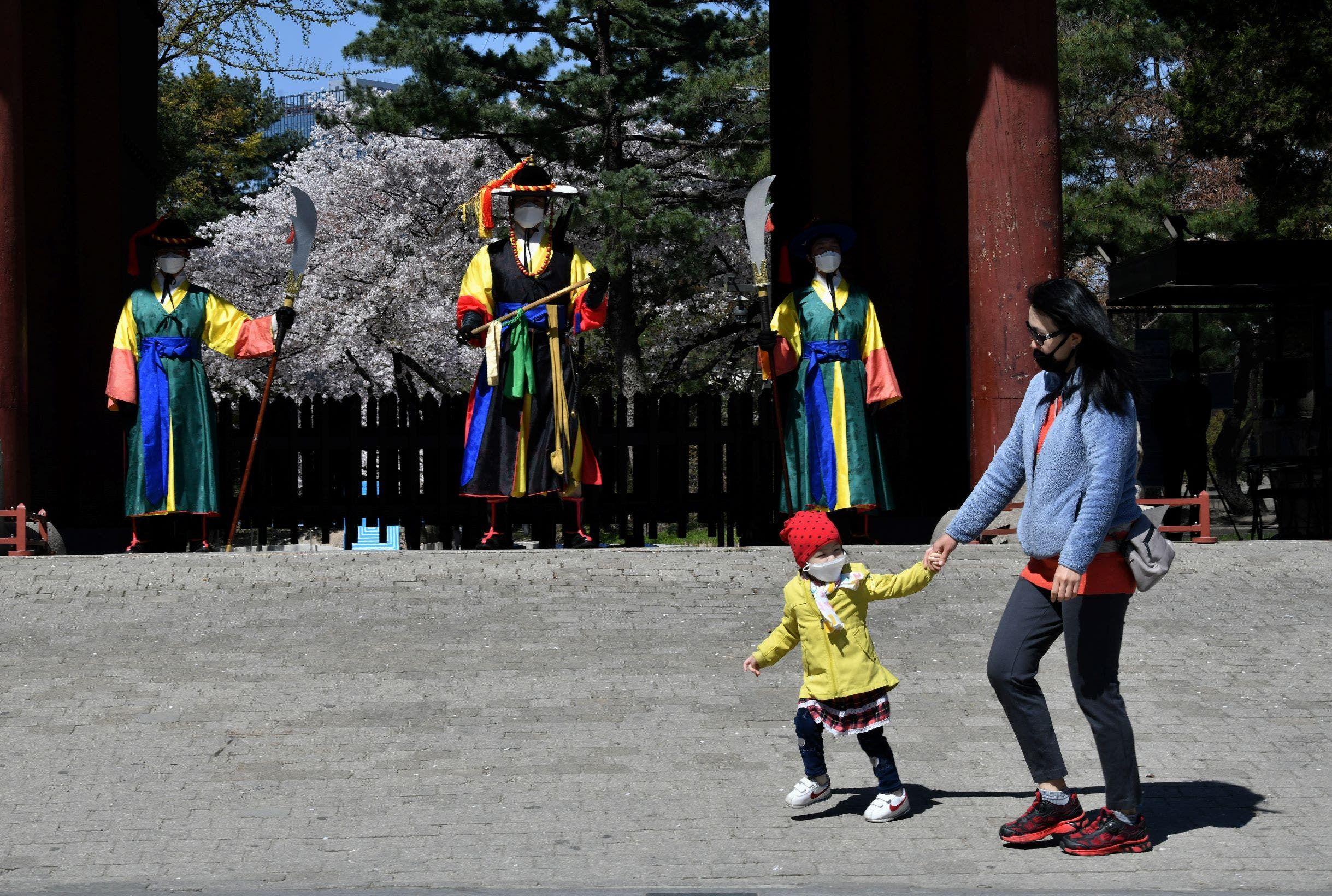 كوريا الجنوبية.. متعافون من كورونا يصابون بالفيروس مجددا