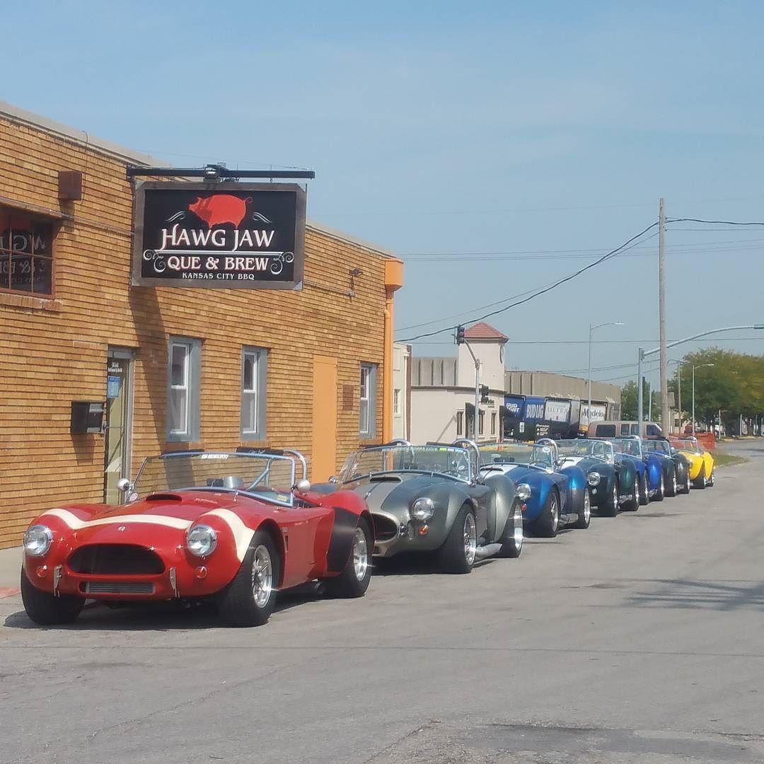 Classic car meetup @hawgjaw . . . . . #shelbycobra #classiccars ...