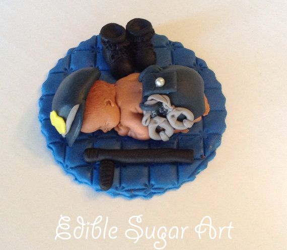 First Birthday boy or girl Christening,Supplies Rock /& Roll Baby Cake Toppers Made of Vanilla Fondant and gumpaste BABY SHOWER