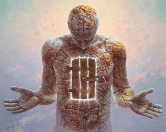 ''O corpo e a prisão da alma''