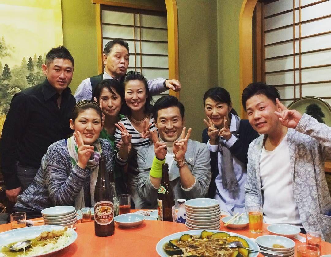 #昨日 の #舞台 #打ち上げ にて  #ありがとうございました    #舞台裏 #japan #artist #countrysong #countrymusic #衣装 #中華料理 by souki_kobayashi https://www.instagram.com/p/BEDa9yyrTHF/ #jonnyexistence #music