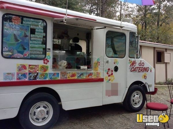 Chevy Gmc Ice Cream Truck For Sale In Georgia Chevy Trucks