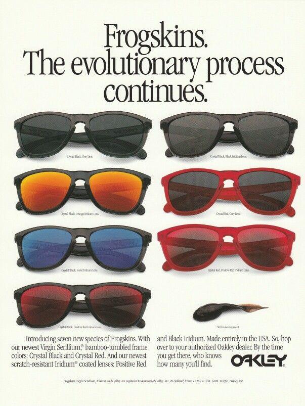 6796bea4e3 Oakley evolution