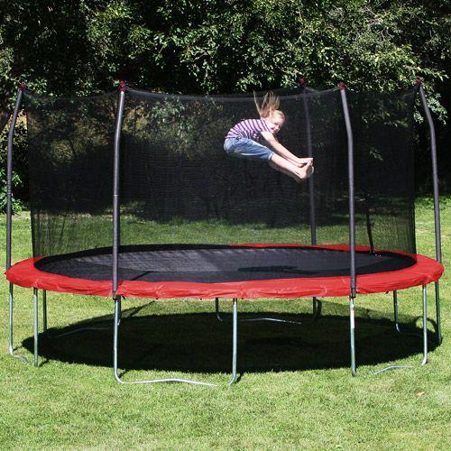 Skywalker Trampolines 16' Round Trampoline and Enclosure: Outdoor Sports & Games : Walmart.com $379.00
