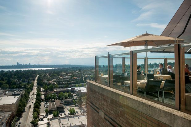 Seattle Magazine Restaurants 9 Area With Fantastic Views