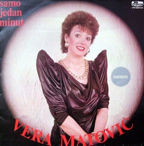 I Think Her Shoulder Pads Are Alive Weird Album Cover
