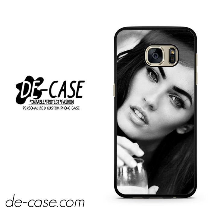 Beautiful Megan Fox DEAL-1661 Samsung Phonecase Cover For Samsung Galaxy S7 / S7 Edge
