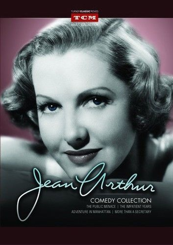 Jean Arthur Comedy Collection 4 Disc Set DVD Used Very Good | eBay