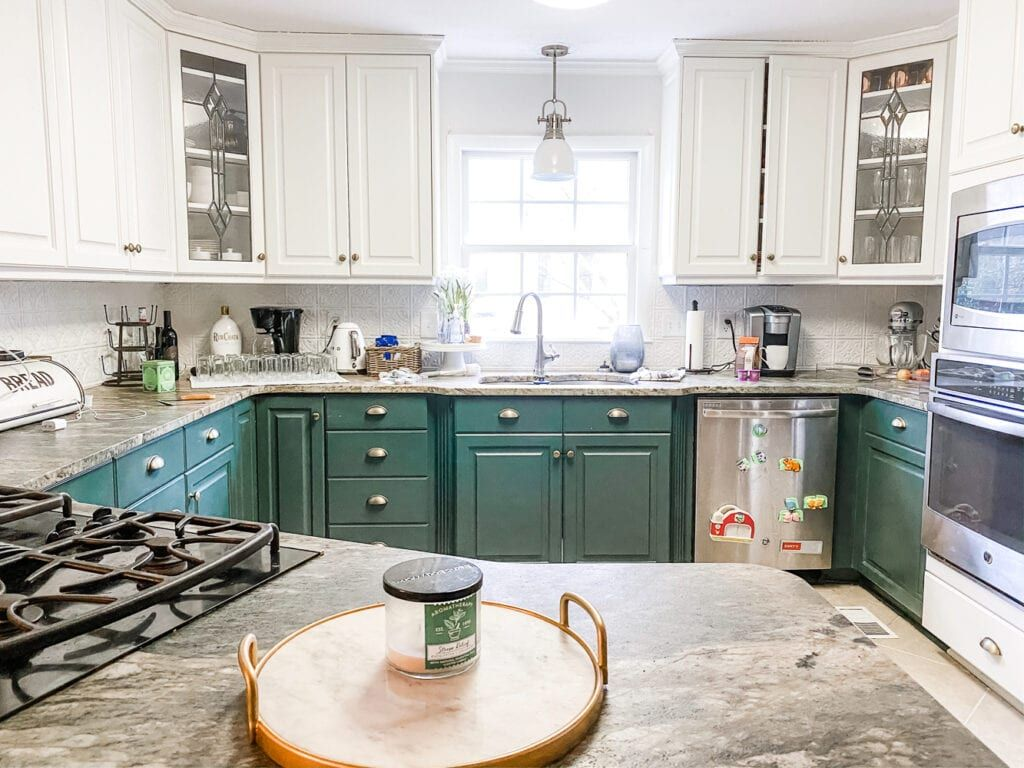 How To Decorate Kitchen Countertops