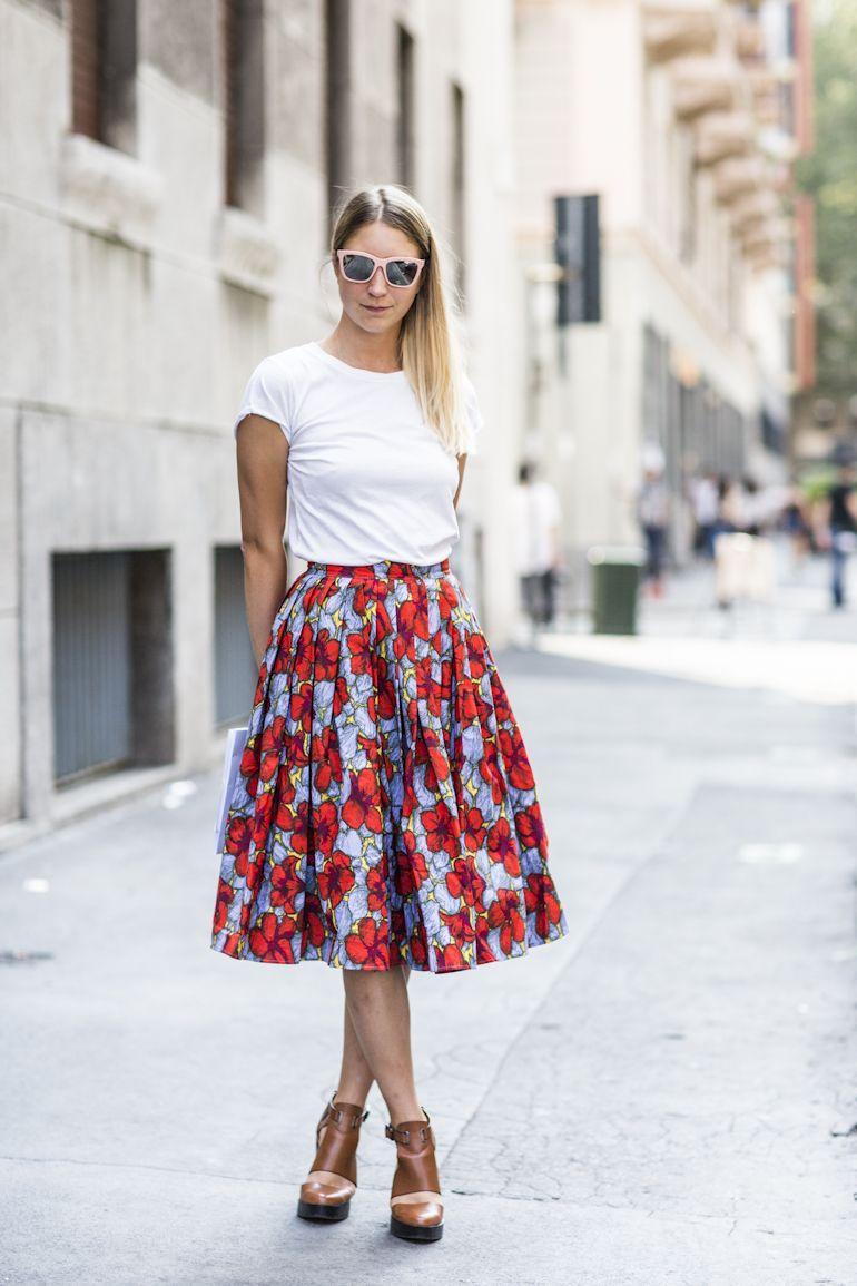 Full skirts | A Love is Blind - Milano Moda uomo 2014, women