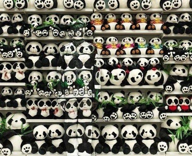 Pandaflage